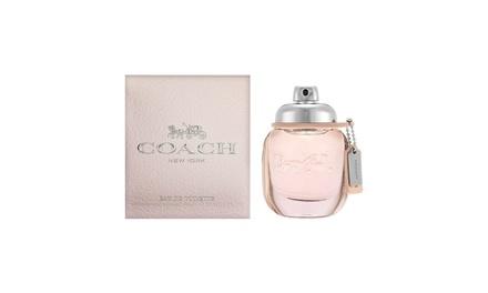 Coach New York EDT / EDP spray Womens Perfume