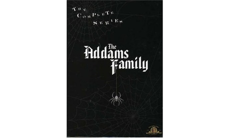 The Addams Family - The Complete Series 0cf7a6d1-d00c-432a-a3f0-395a2abeafb7