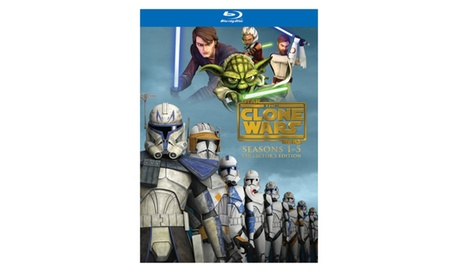 Star Wars: The Clone Wars: Season 1-5 Collectors Edition (Blu-ray) 542fc010-fcbe-4cd0-91f7-baea99e5d84a
