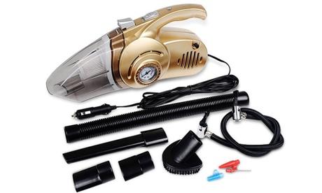 Premium Car Vacuum Cleaner With LED Light Portable Car Air Compressor b3e19a49-72c6-4e2d-a46f-7943849f3149