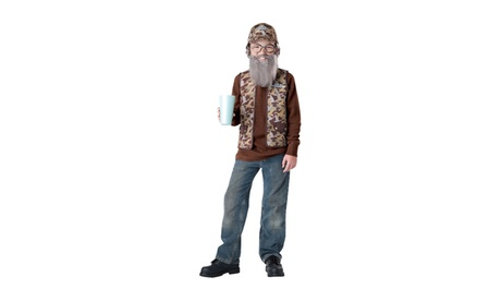 Morris A Halloween Party Duck D Uncle Si Costume Child 12-16 7065fbb0-459e-4cb8-a988-9c5b038b4a9b
