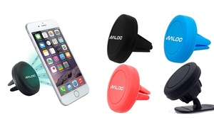 Waloo Magnetic Car Mount (1,2,or 3 Pack)