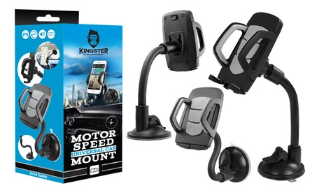 KINGSTER Universal Motor Speed Extended Car Mount 3aa1d2cb-7957-4265-be7e-62e86f26bea7