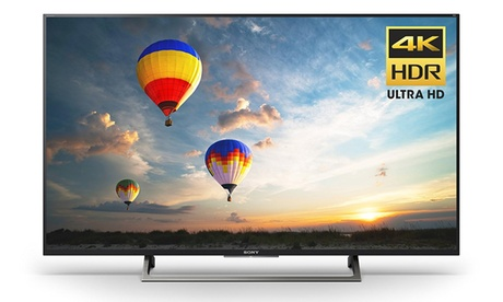 Sony 4K Ultra HD HDR Android Smart TV w/ 4 x HDMI
