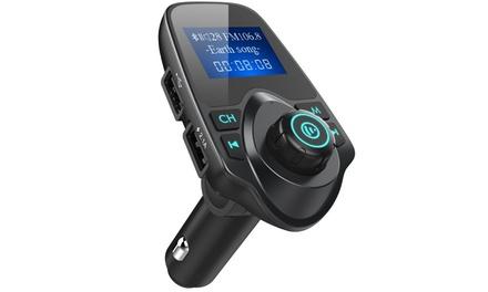 iSunnao Bluetooth FM Radio Transmitter