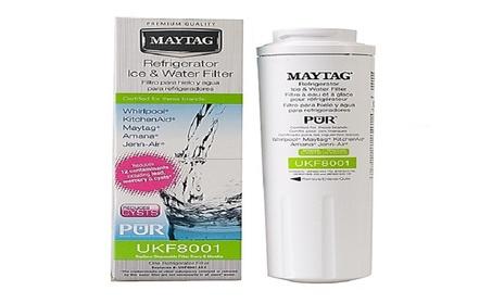 Maytag UKF8001 FILTER4 EDR4RXD1 Fridge Water Filter photo