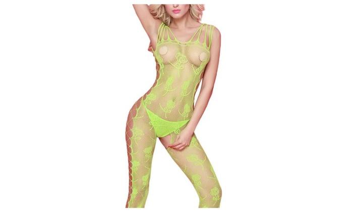 Women's Casual Straight Sleeveless Fashion Solid Body-Stocking