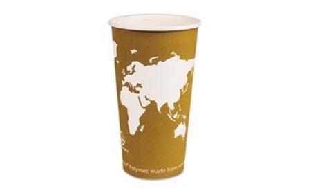 Eco-Products; Inc EPBHC20WA World Art Renewable Resource Hot Drink 0795eb77-1e80-4640-86f5-6199f87e4467