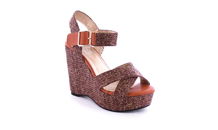 Maker's Shoes : Jimmy 7 Women's Wedges