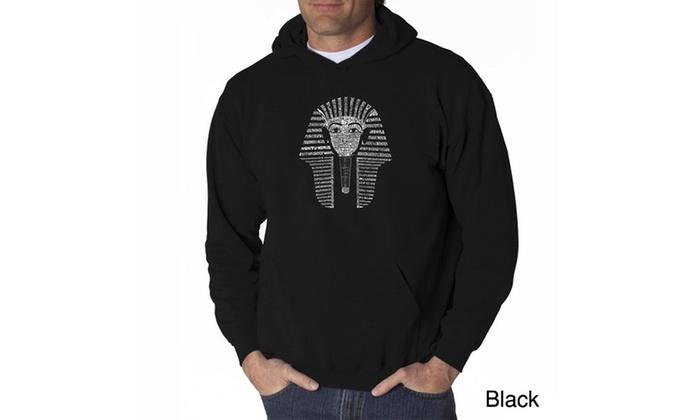 Men's Hooded Sweatshirt - KING TUT