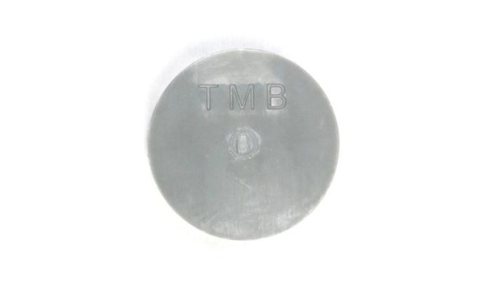 TMB Single Medium Size Universal Slotted Rubber Jack Pad Frame Rail Protector