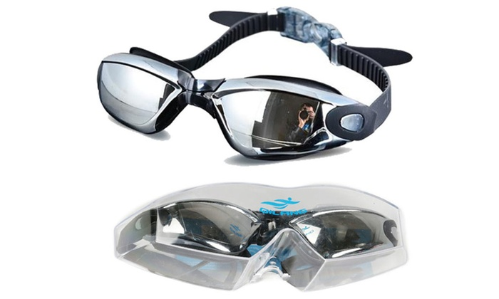 3394b378e3e7 Swim Goggles Swimming Glasses Adult Men Women Kids Youths