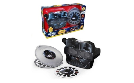Star Wars 3D Reel Revenge of the Sith View-Master Vader Anakin Toy Set 055df317-5f89-4049-936b-7413d769a618