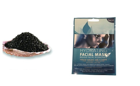 Face Mask With Powerful Antioxidant Volcanic Ash + CoQ10 for Your Skin