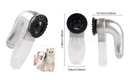 Effective Pet Cordless Grooming Vacuum Deshedding Tool f89dfb1c-7670-4bf6-8020-ffa3654ad4b0