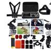 MCOCEAN 27-Piece Accessories Kit for GoPro Hero 4/ 3+/ 3 Camera