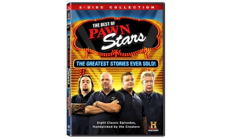 Best Of Pawn Stars: The Greatest Stories Ever Sold (DVD) 56316c39-9bd2-45b1-ae1e-23624c3aa07e