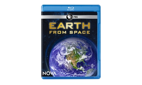 NOVA: Earth from Space Blu-ray a459d675-9a81-4352-8847-20001854113e