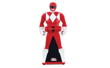 "Power Rangers Super Megaforce Mighty Morphin Red Ranger Key 2.5"" 7e2dd558-99a6-4b44-8c70-465a4ec7913f"