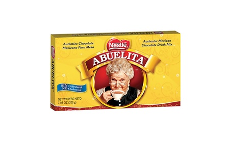 Abuelita Mix Inst Hot Choc 8-1Z-8 OZ -Pack of 12 8b99de6e-f138-400b-84c9-fd214f2955cf