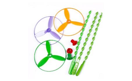 US Toy Company Mini Pull String Saucers (10 Packs Of 12) 7bd47f75-0197-491d-9bdf-779a4315c9ca
