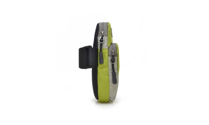 5.5″ Universal Arm Bag Nylon Armband Running Pouch Sport Phone Box