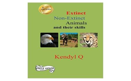Extinct, Non-Extinct Animals, Quizzes Included in Children's Book! 1adf1b71-520d-416f-ba1d-f1e5cf1180e1