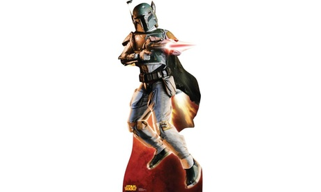 Star Wars Boba Fett Stand Up - 6' Tall Party Supplies f3644a14-1af6-4693-9436-43bc7bff6052