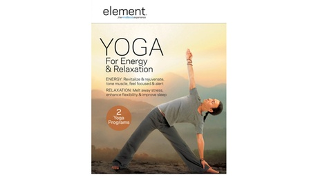 Element: Yoga for Energy & Relaxation 91880c49-9c61-48a2-b4dd-6a54ff50c5f6