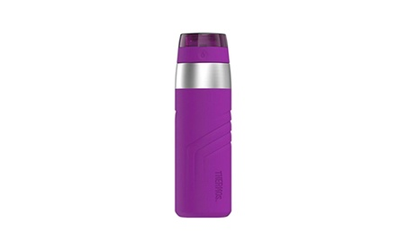 Thermos 20oz Purple Vacuum Insulated Stainless Steel Sporty Bottle be74cb8f-7fe5-4c2b-b5f2-c9d18b4e7302