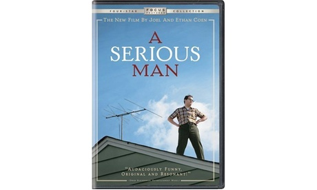 A Serious Man (DVD or Blu-Ray) ee5a669f-b06c-44a2-8080-29ae490d91b0