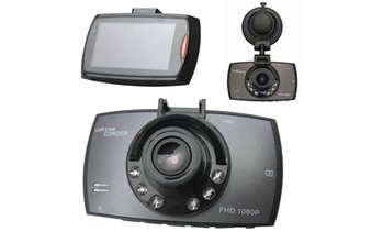 HD Dash Cam w/ Night Vision & 170 Degree Wide Angle