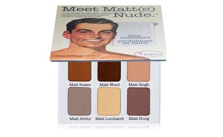 TheBalm Meet Matt(e) Nude Eyeshadow Palette 4f9cbbec-6108-4cc2-bea2-ecb92b895197
