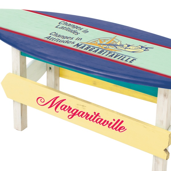 Enjoyable Margaritaville Changes In Attitude Sea Plane Coffee Table Machost Co Dining Chair Design Ideas Machostcouk
