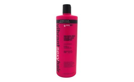 Sexy Hair Vibrant Sexy Hair Sulfate-Free Color Lock Shampoo - 33.8 oz 7a51c94e-a7e1-4683-a22d-6211762367f2