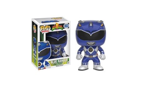 Funko Pop Tv: Power Rangers - Blue Ranger Action Figure 94c292f1-26db-4619-88ef-f816a3871977