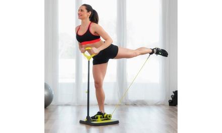 Plataforma de ejercicios para glúteos y piernas InnovaGoods