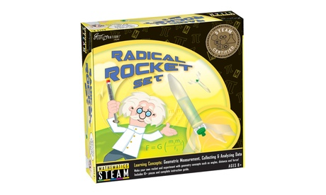 STEAM Learning System - Mathematics: Radical Rocket Set f5297404-85eb-467b-9ee1-66ba089bfb1d