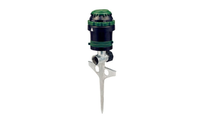 Holiday Gifts: Driven Sprinkler on Sturdy Spike Base for Lawn Watering