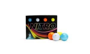 Nitro Crossfire Golf Balls (72-Pack)