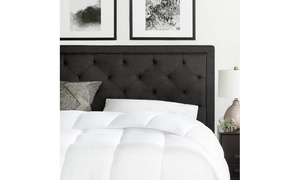 Brookside Upholstered Diamond-Tufted Headboard