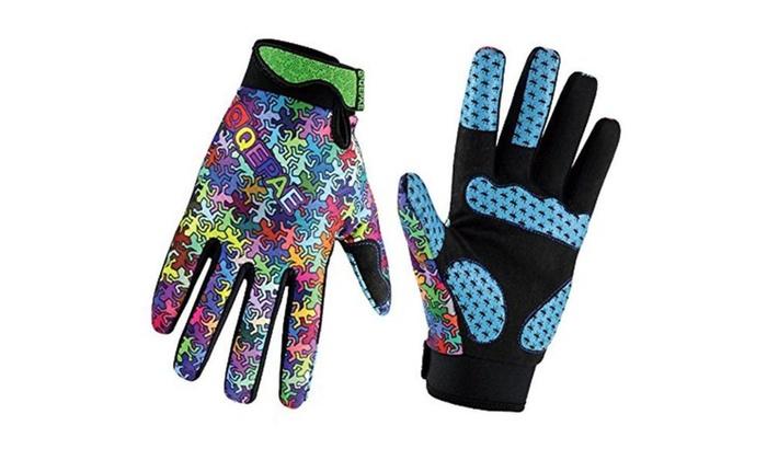 Breathable Gloves Anti-slip Half Finger and Full Finger Bicycle Gloves