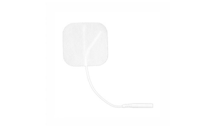 Roscoe Medical Reusable Electrode Poly Bag White Cloth