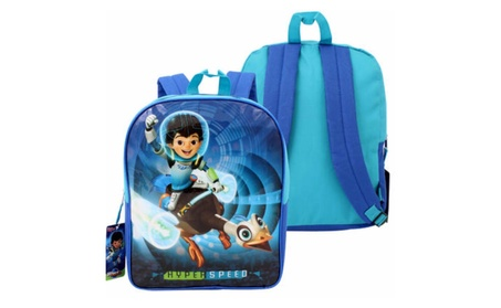 Disney Miles from Tomorrowland Backpack c1154443-bbc0-4eaa-83c4-2be0a349d42a