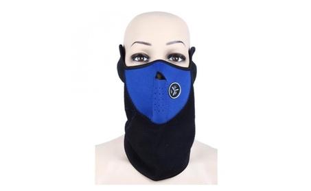 Outdoor Sports Ski Neck Warmer Mask