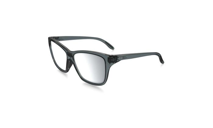 Oakley Womens Hold On Iridium Cateye Sunglasses S74