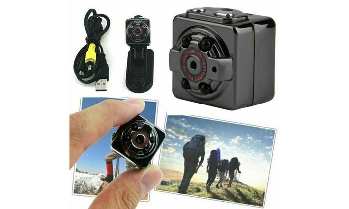 Black Color Photo Picture Frame Spy Hidden Mini DVR Camera Recorder Camcorder
