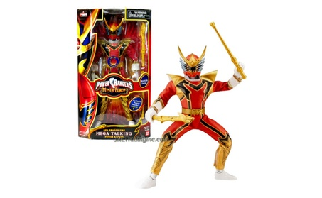 Power Rangers Mystic Force: Mystic Sound - Red Power Ranger e8a4967c-092e-4571-8a13-057e9b35277e