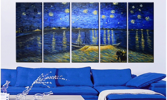 Up To 54% Off on Van Gogh Reproduction Prints   Groupon Goods