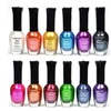 Kleancolor Nail Polish - Awesome Metallic Full Size Lacquer of 12 set